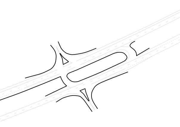 highway grade intersection